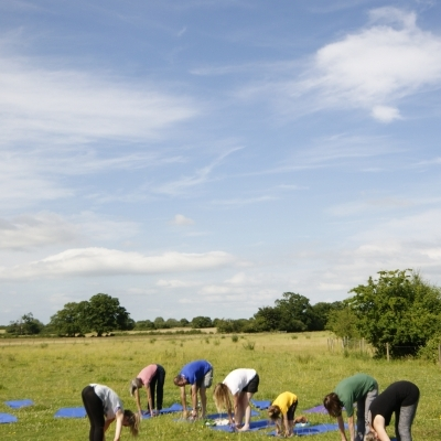 National Meadows Day  Yoga