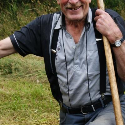 Farmer in Fermanagh